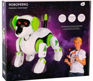 Roboperro de juguete