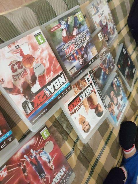 Pack Videojuegos Deportivos PS3