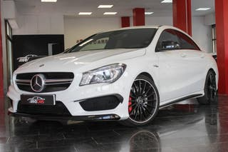 Mercedes-Benz CLA 45 AMG 360cv PERFORMANCE