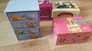 cajas con música