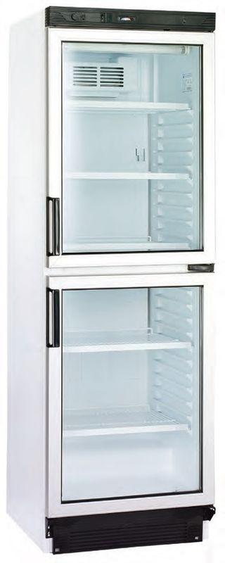 Armario expositor refrigerado 2 puertas
