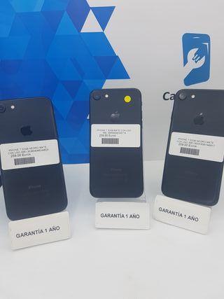 Iphone 7 32GB Negro Mate Ocasión