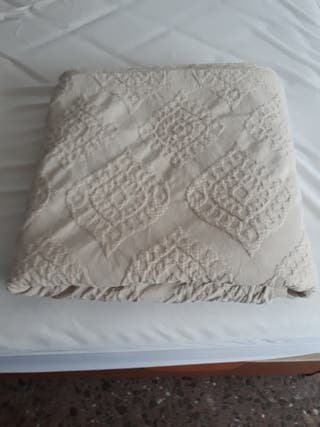Colcha entretiempo algodón