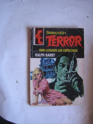 libro novela terror han llegado los espectros 246