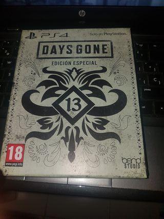 Days Gone edición ilimitada