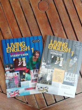 libros de inglés 1 de bachillerato