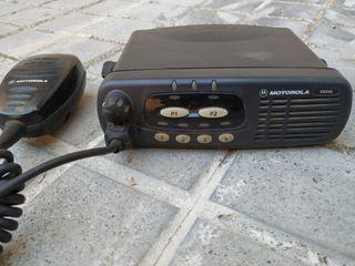 Emisora motorola GM 340