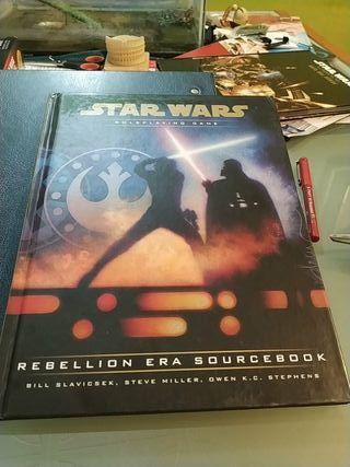 Star Wars. Rebelión era Sourcebook