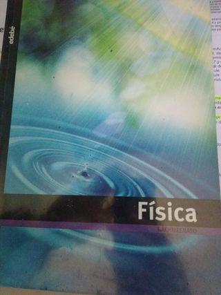 Libro Física Bachillerato Editorial edebé