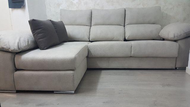 sofas nuevos con garantía CHAISELONGE