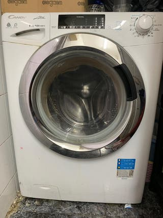 lavadora-secadora candy 8kg