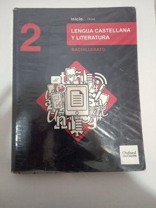 lengua castellana y literatura 2 de bachillerato