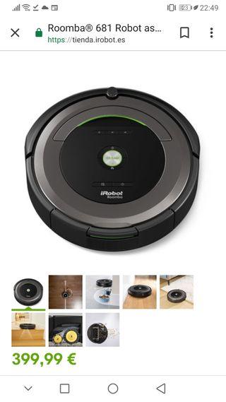 aspiradora iRobot Roomba 681