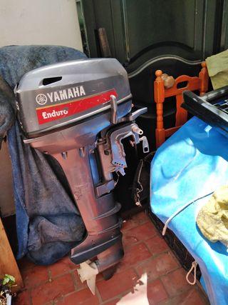 fueraborda yamaha 15 cv largo