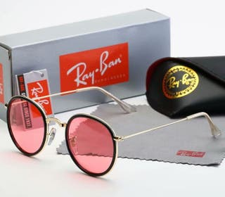 3af8131655 Gafas Ray Ban redondas de segunda mano en WALLAPOP