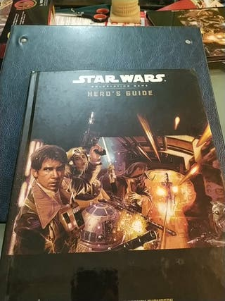 Star Wars. Hero's guide