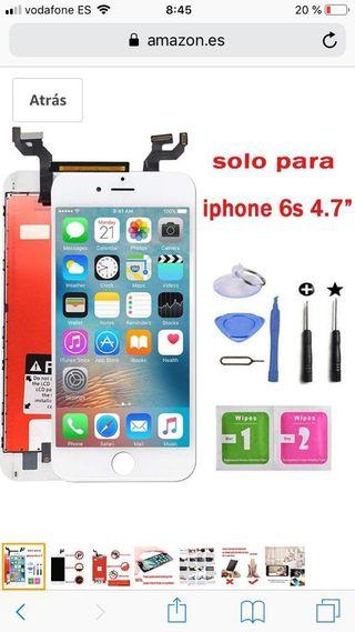 Pantalla IPhone 6S Apple