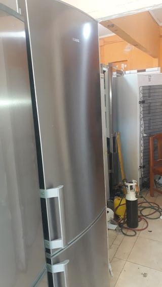 frigorífico AEG