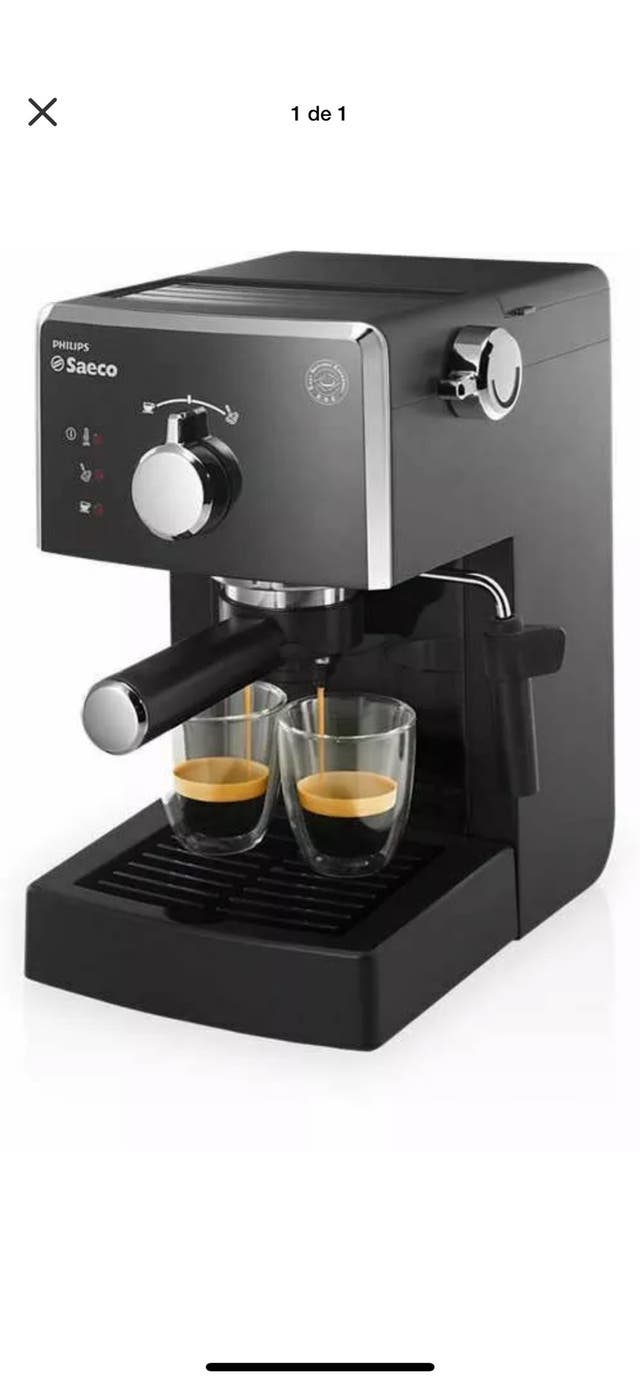 Cafetera Philips Saeco HD8423/11