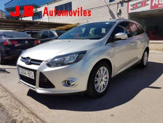 Ford Focus 1.6 TDI 115 TITANIUM SPORTBREAK 5P