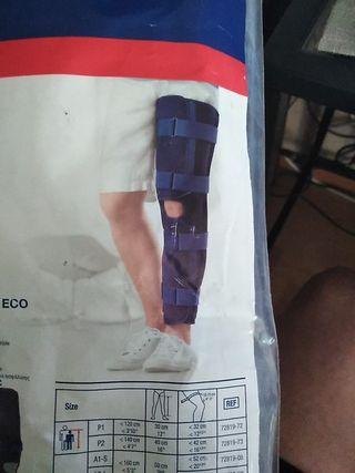 inmovilizador de rodilla
