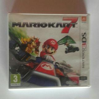 Mario Kart 7 - Juego 3DS
