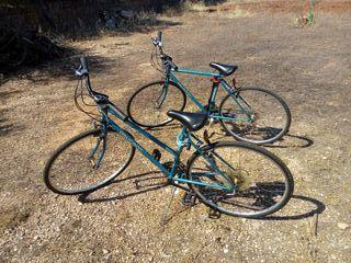 Bicicletas 21 marchas ideal para pareja.