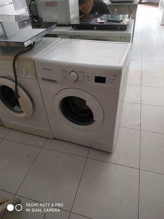 Lavadora Daewoo somos tienda física Oliva
