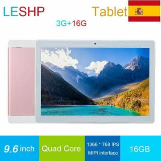 Tablet PC 1366 * 768 IPS Android 3GB+16GB