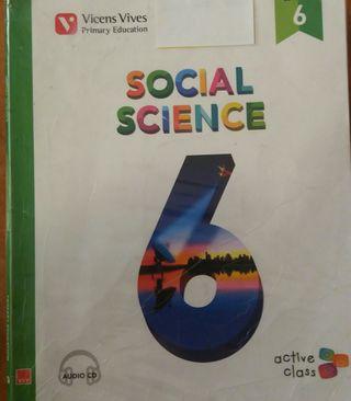 Social Science 6 primaria Vicens Vives
