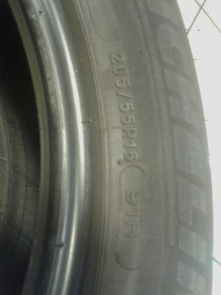 Neumáticos 205/55 16 91H