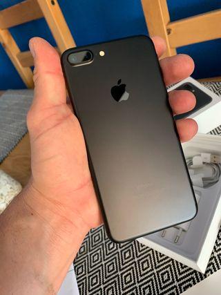 iPhone 7 32gb negro mate