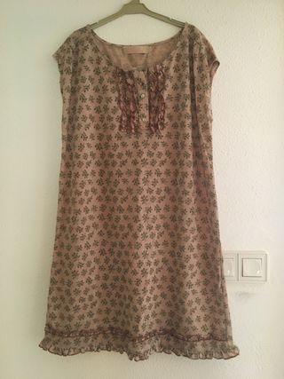 45fc22279 Vestido estilo Boho de segunda mano en Zaragoza en WALLAPOP