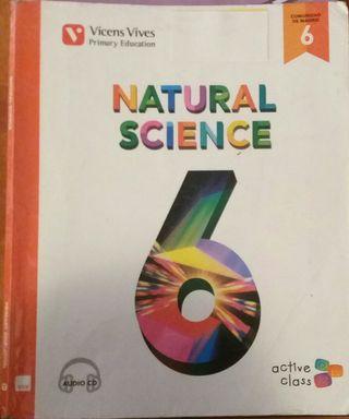 Natural Science 6 primaria Vicens Vives