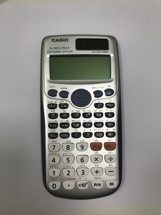 Calculadora Casio fx-991 ES PLUS