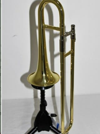 trompeta de varas o trombon soprano