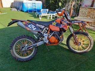 KTM 520 exc