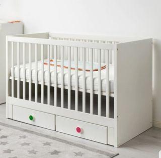 new ikea stuva nursery furniture