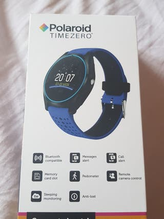 reloj smartwatch nuevo polaroid polam900