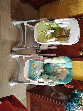 2 tronas bebe