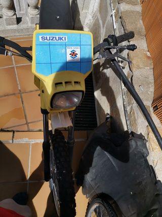Moto Suzuki Minicross 50cc