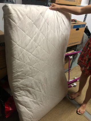 Colchon maxicuna 140x70 cm