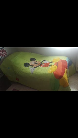 Colcha Mickey Mouse
