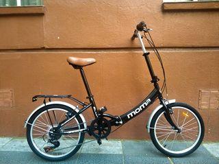 Bicicleta Moma First Class 20