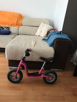 Bicicleta infantil (Niños de 1-2 años)
