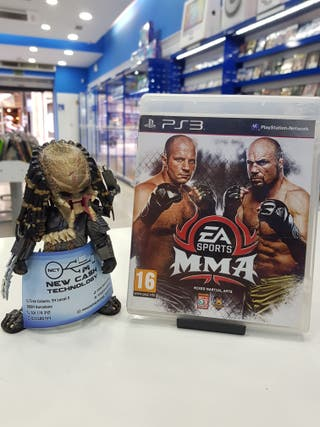 EA SPORTS MMA PS3 IMPECABLE