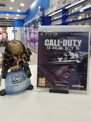 CALL OF DUTY : GHOSTS PS3 IMPECABLE