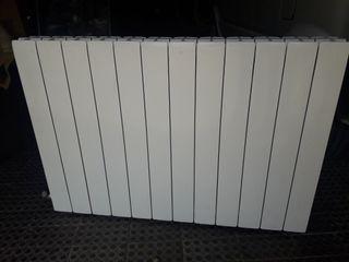 Radiador aluminio 12 módulos