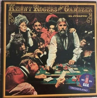 KENNY ROGERS. Vinilo