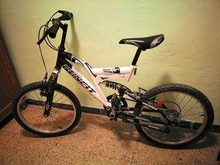 "Bicicleta 20"" megamo y bicicleta Runfit"